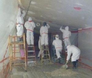 Asbestosis Mitigation